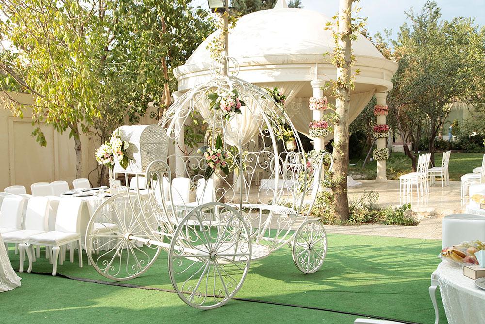 تشریفات عروسی در تهران و عروسی رویایی
